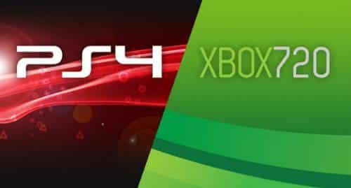 PS4 e Xbox 720