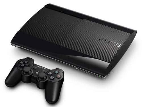 Novo PlayStation 3