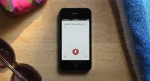 Google Seach para iOS