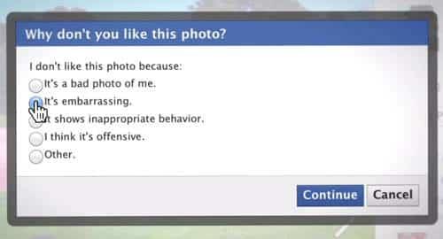 Facebook Social Reporting