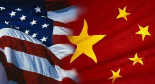 EUA China