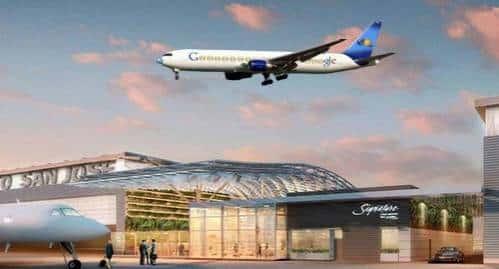 Aeroporto Google
