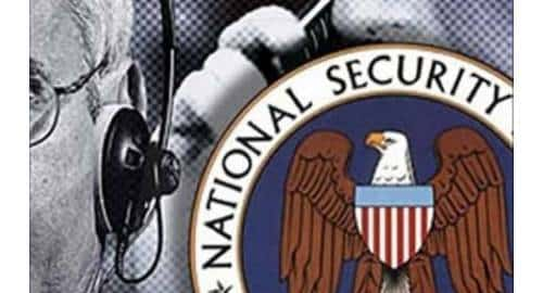 NSA espiã