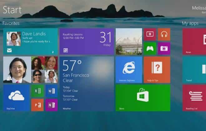 Próxima atualização do Windows 8.1 deixará interface Metro de lado