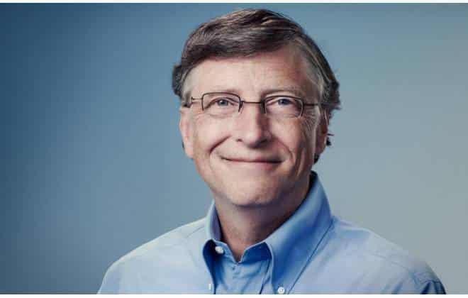 Mais rico do mundo, Bill Gates começou a programar aos 13