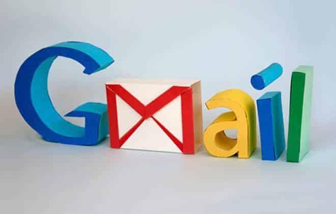 Google confirma problema no Gmail