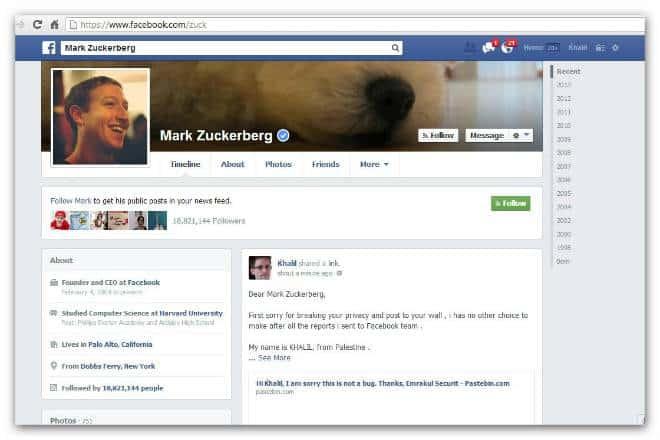 App falso no Facebook rouba dados com promessa de acesso ao histórico