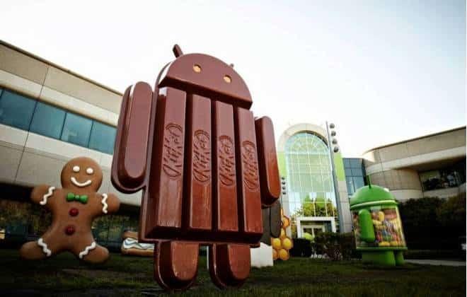 KitKat já está em mais de 20% dos dispositivos Android