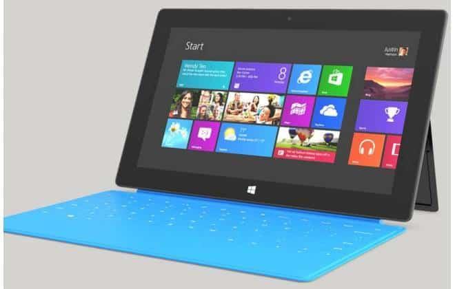 Surface Mini deve ter reconhecimento de gestos ao estilo Kinect