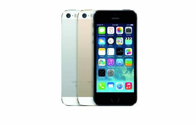 Apple apresenta iPhone 5s com leitor biométrico