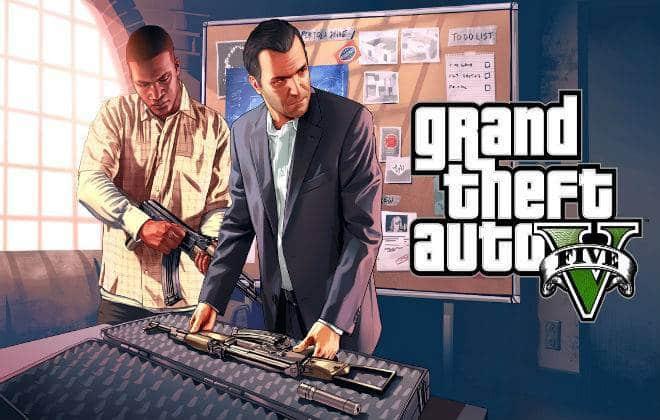 GTA 5 vaza quatro dias antes do lançamento