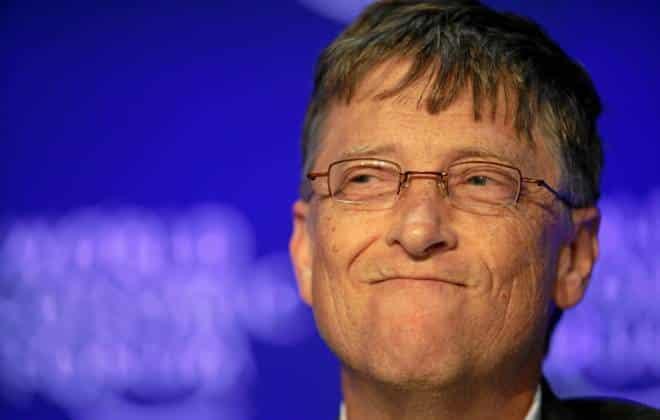 Bill Gates doa US$ 300 mil a três pesquisadores brasileiros