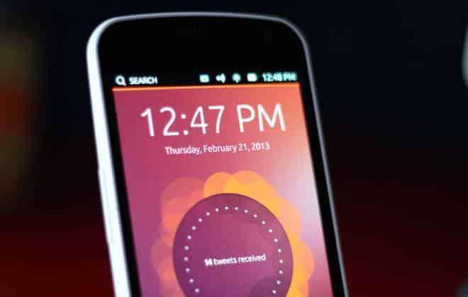 Ubuntu Touch consegue parceria com grande fabricante