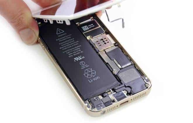 Apple admite problema com bateria do iPhone 5s