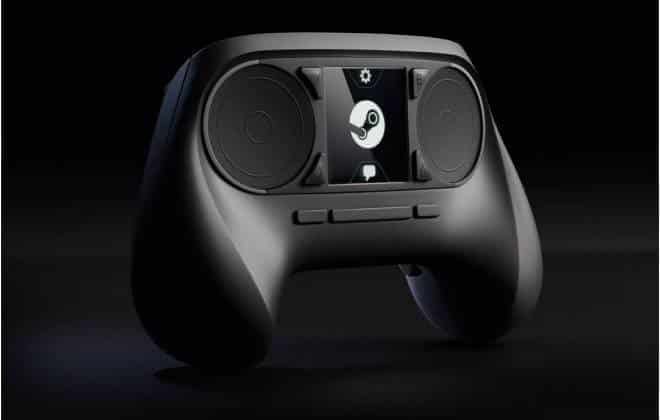 Valve demonstra funcionamento do Steam Controller