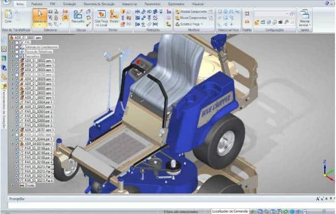 Conheça o mercado dos engenheiros projetistas 3D