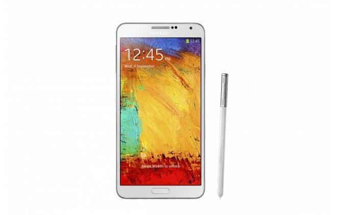 Galaxy Note 3 faz quase tanto sucesso quanto o S4