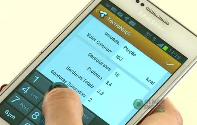 Conhe�a riscos e benef�cios dos apps de exerc�cios e alimenta��o