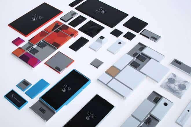 Google mostra bastidores da produção de seu smartphone modular