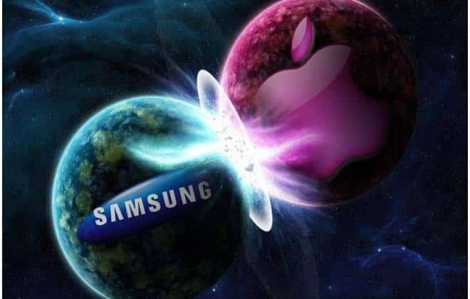 Apple e Samsung voltarão a se enfrentar nos tribunais em 2016