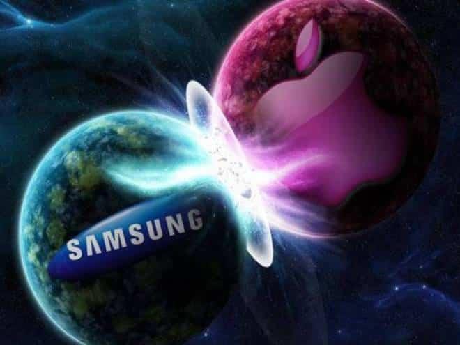 Apple pede proibição da venda de 20 aparelhos da Samsung