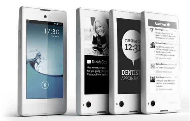 Empresa russa descarta lançar celular com duas telas no Brasil