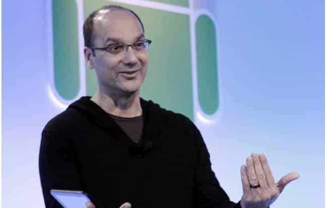 Fundador do Android lidera novo projeto de robótica no Google