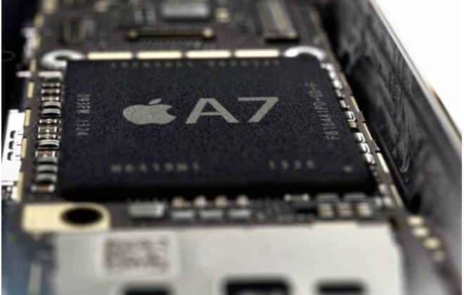Samsung volta a fabricar chips para Apple