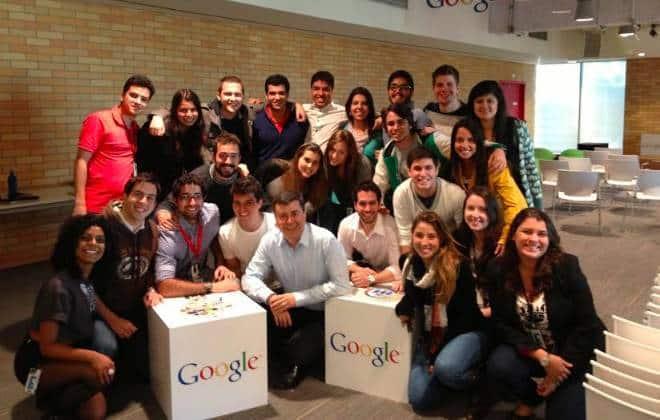 Google abre 30 vagas de estágio no Brasil