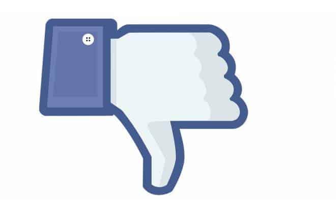Facebook lança dislike...só que em forma de sticker