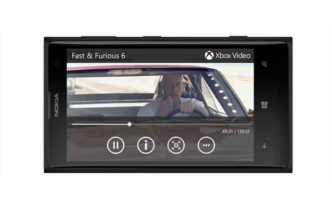Microsoft anuncia apps Xbox Video e Xbox Music Preview para WP8