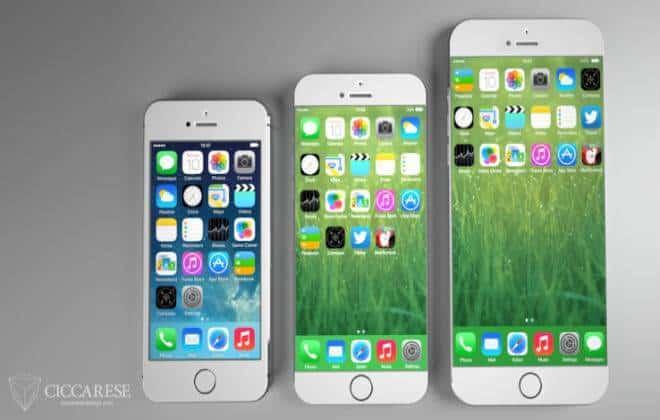 iPhone 6 pode custar mais caro que os anteriores