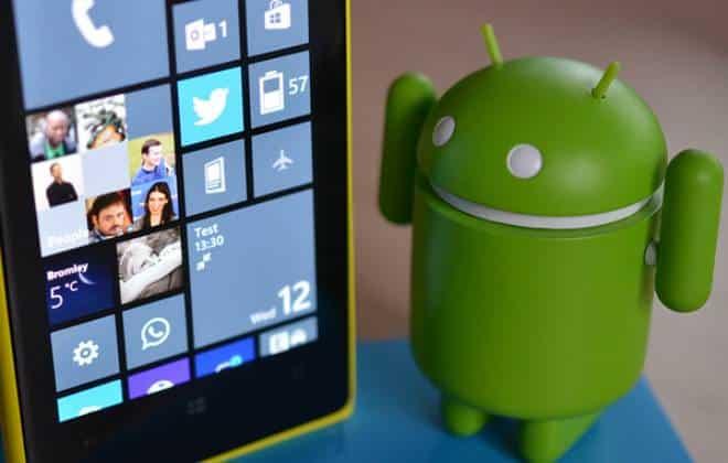 Microsoft cria software que converte aparelhos Android em Windows