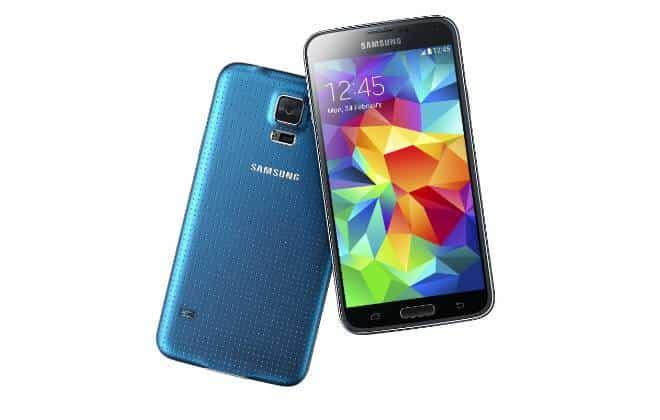 Samsung explica processo de design do Galaxy S5