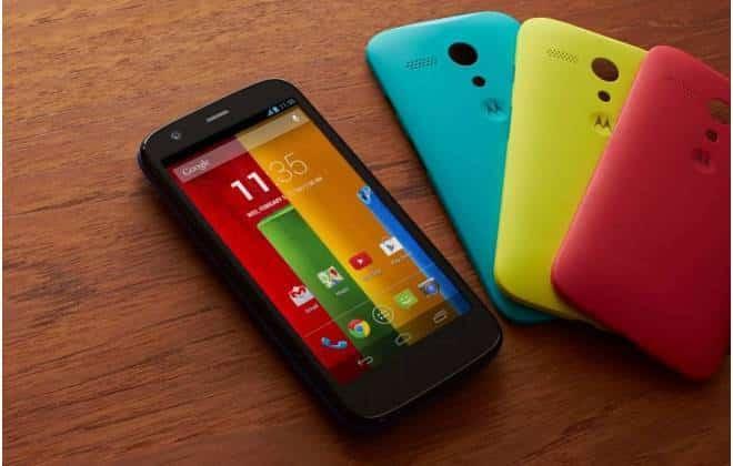 Motorola deve anunciar celular mais barato que o Moto G
