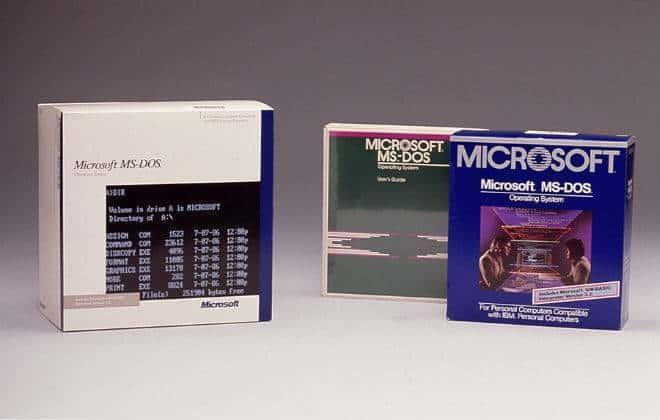 Microsoft libera código das primeiras versões do MS-DOS e Word