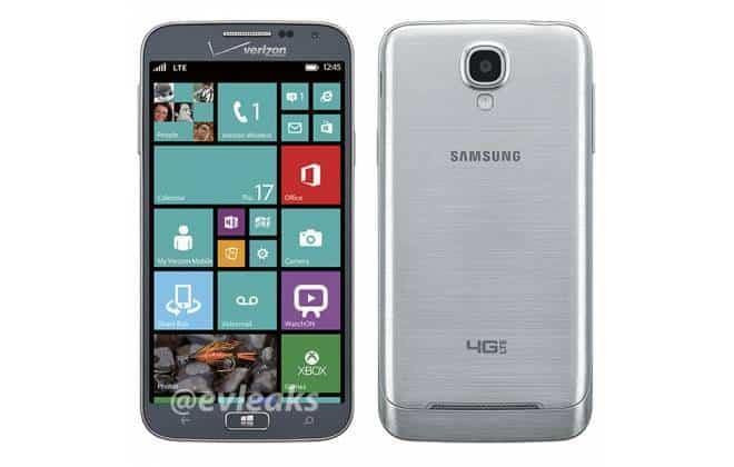 Samsung deve lançar novo aparelho com Windows Phone em abril