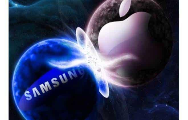 Samsung deverá pagar US$ 120 milhões por violar patentes da Apple