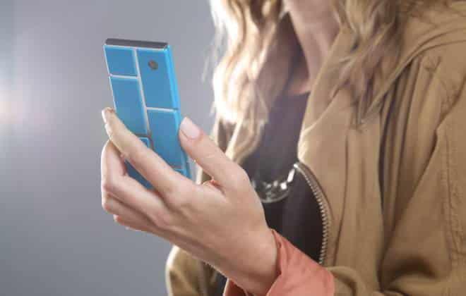 Primeiro celular modular do Google será lançado em janeiro de 2015