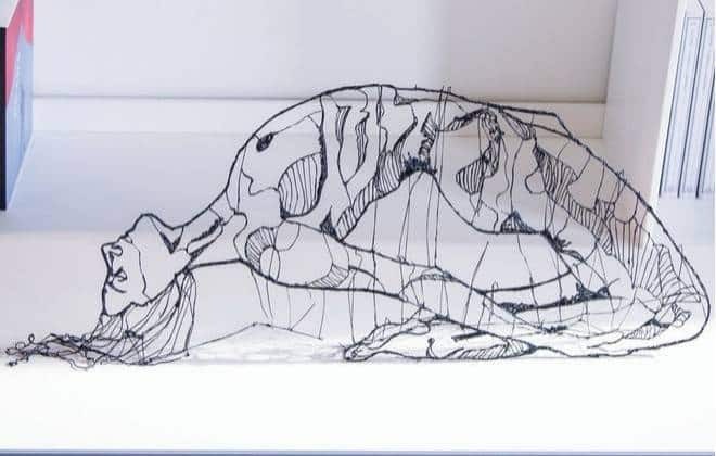 Caneta superfina que desenha em 3D tenta sair do papel com Kickstarter