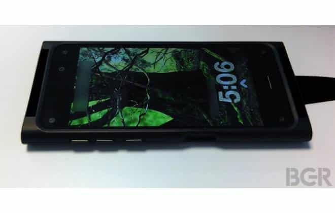 Smartphone da Amazon deve vir com tela 3D