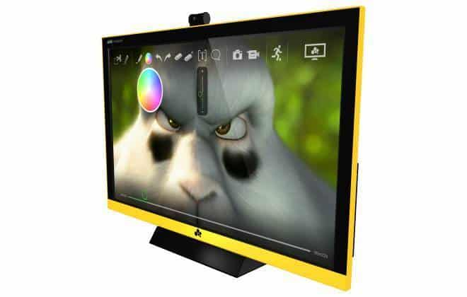 Empresa brasileira lança TV com Windows 8 por R$ 27 mil
