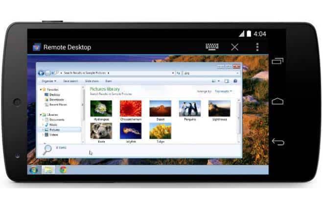 Novo app do Google permite controlar o computador pelo celular