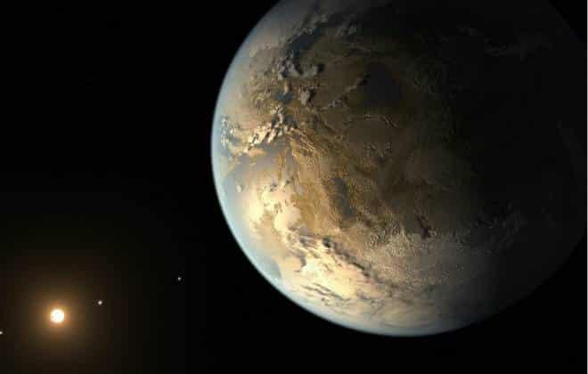 Nasa descobre planeta parecido com a Terra em zona habitável