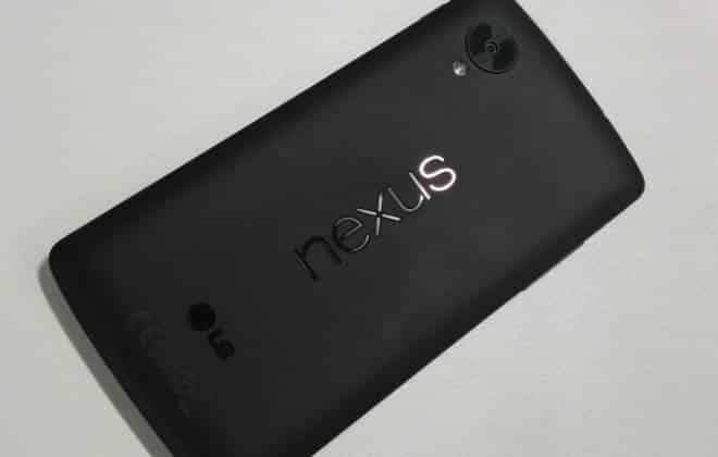 Google interrompe vendas do Nexus 5