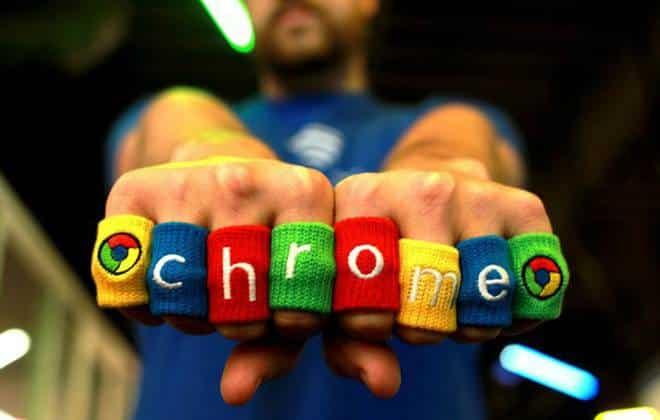 Chrome é o único navegador a ganhar participação de mercado