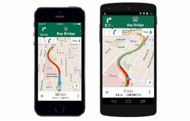 Conheça os 5 novos recursos dos aplicativos do Google Maps
