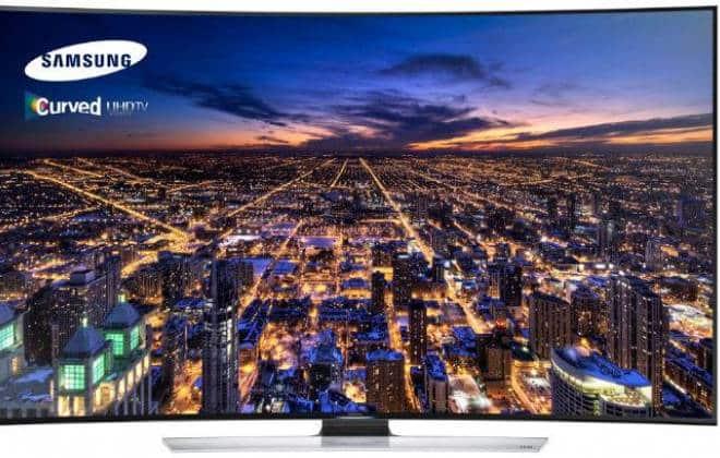 Samsung lança TV Ultra HD com tela curva no Brasil por R$ 17.500