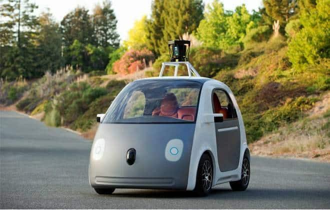 11 carros do Google já estiveram em acidentes; todos por culpa humana