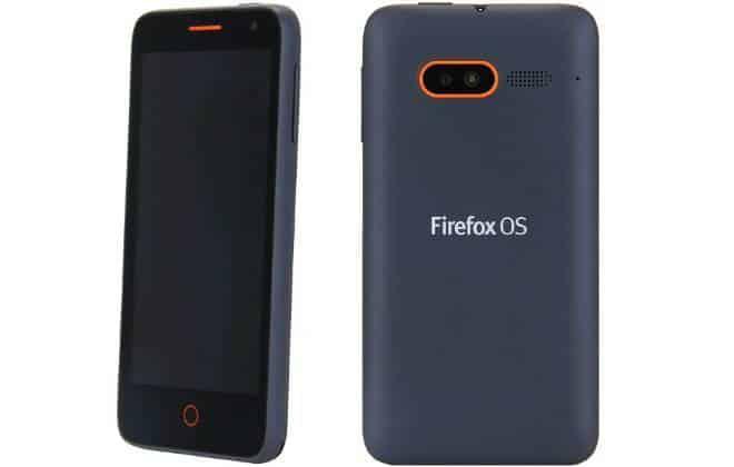 Mozilla lança o Flame, seu novo smartphone com Firefox OS